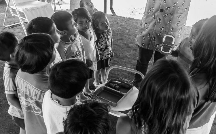Projeto Social: Sorriso Originário – Saúde Bucal Indígena.