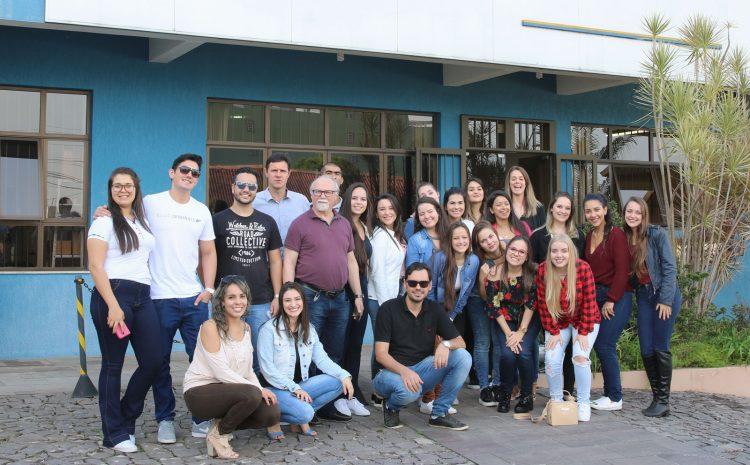 Expectativas de futuros dentistas da ULBRA de Cachoeira do Sul, no Papo de Dentista.