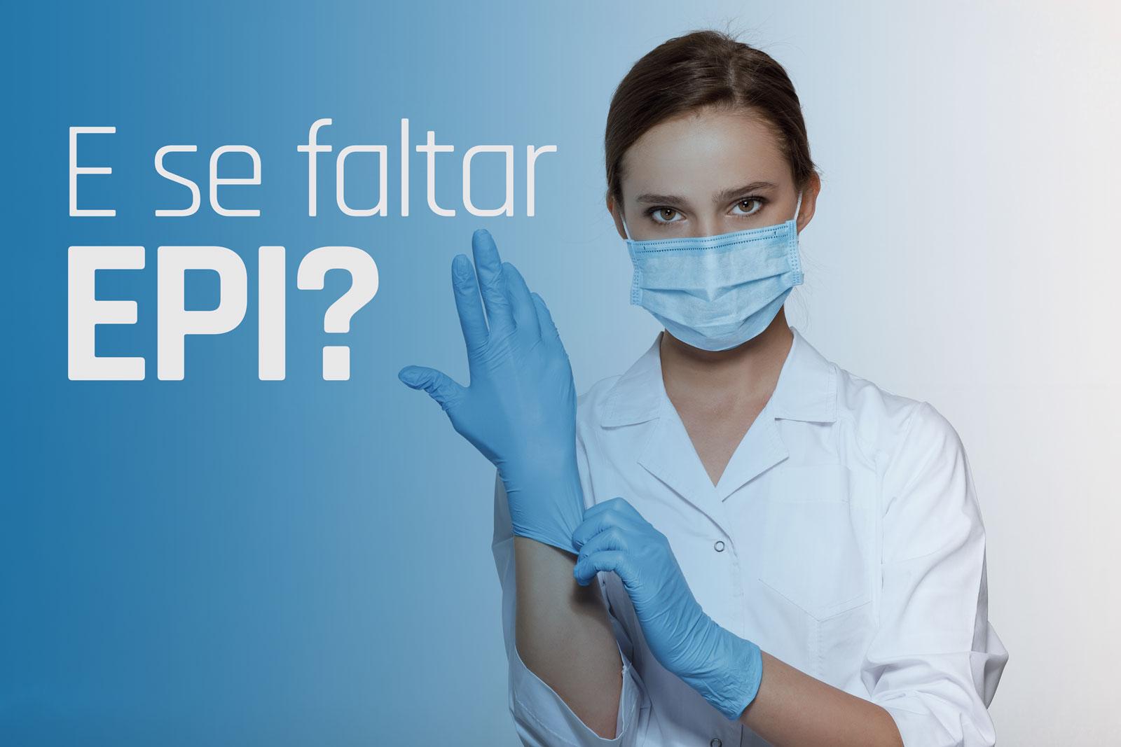 Como fica a área odontológica com a falta de EPI devido ao surto de coronavírus.